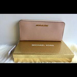 Michael Kors Giftables Lg Za Continental Wallet